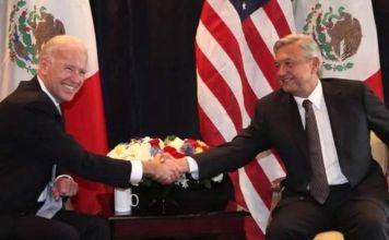 El presidente de México, Andrés Manuel López Obrador (AMLO), reconoció el triunfo de Joe Bide y lo felicitó mediante una carta difundida por Marcelo Ebrard