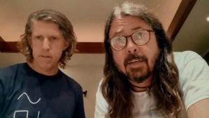 """El líder de los Foo Fighters, Dave Grohl y Greg Kurstin, anunciaron """"Sesiones de Janucá"""", ocho canciones escritas por artistas judíos"""