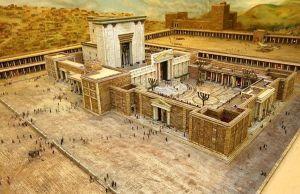 """La palabra Janucá quiere decir """"dedicación"""" y apunta justamente al hecho que el templo Bet haMiqdash tuvo que ser purificado y reinaugurado por Yehudá y sus hombres"""