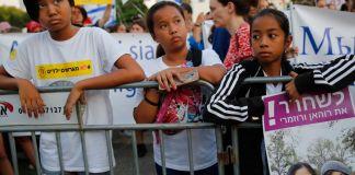 Inmigrantes de todo el mundo buscan mudarse a Israel. Alrededor de 30 mil de los trabajadores sin documentos provienen de Filipinas.