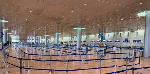 Israel cerrará Aeropuerto Ben-Gurión del 26 al 31 de enero