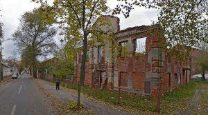 Los restos de la sinagoga de Bielorrusia donde solía rezar la familia del pintor Marc Chagall están a la venta a cualquiera que desee restaurar el edificio.