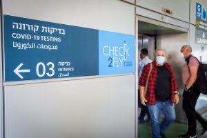 Se encontraron 4 casos de la mutación sudafricana y 117 más de personas infectadas con la mutación británica de coronavirus en Israel.