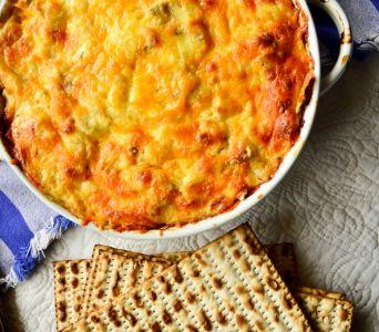 Receta del día: Macarrones con queso de matzá