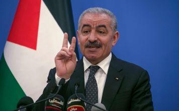 Mohamed Shtayyeh, primer ministro de la Autoridad Palestina