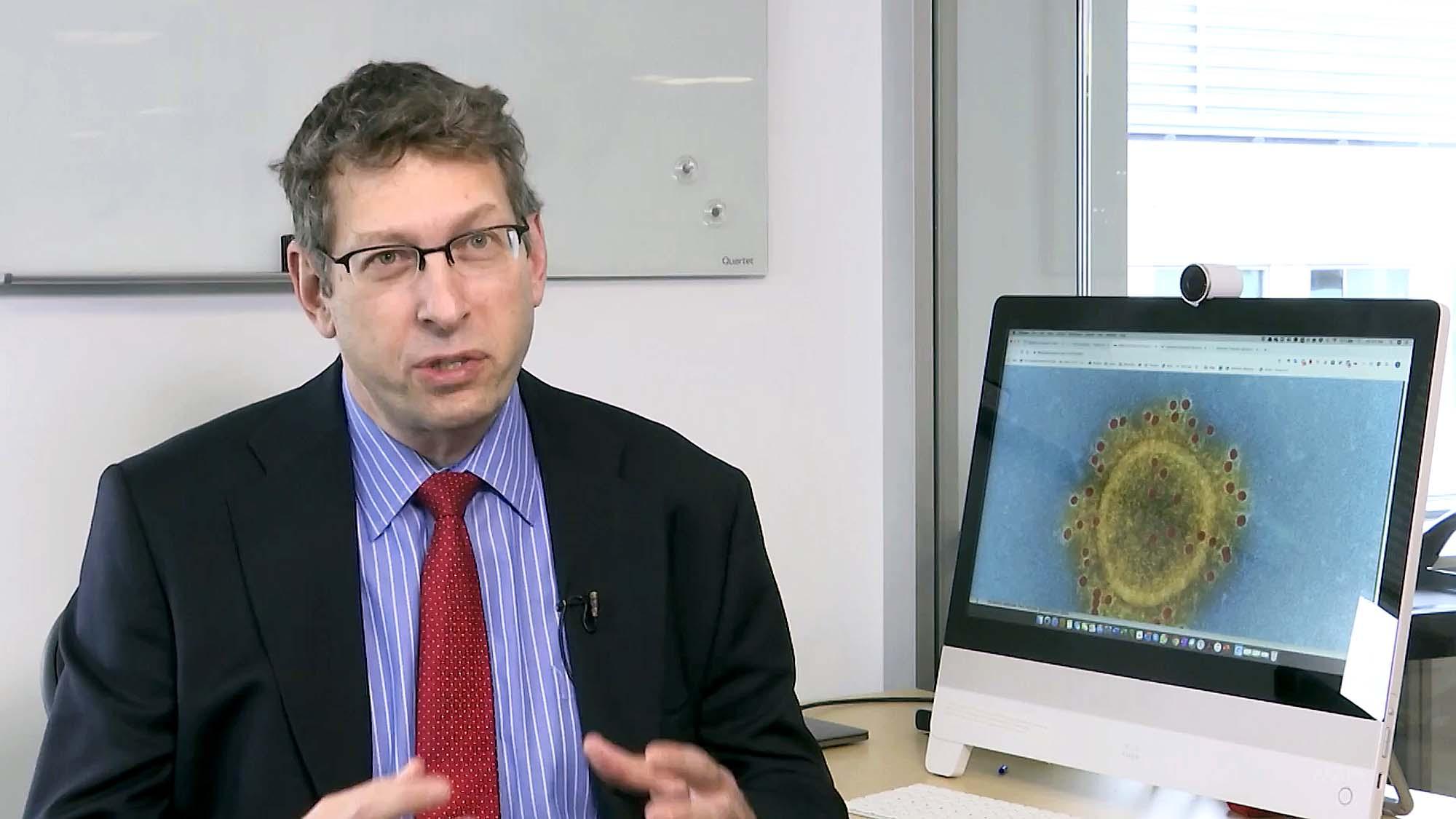 Tal Zaks, director médico de Moderna, recibirá doctorado honoris causa de la Universidad de Bar-Ilan por el desarrollo de la vacuna contra el coronavirus