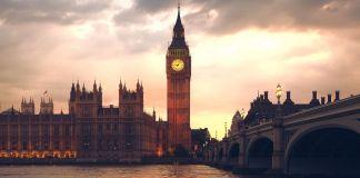 Vista de la ciudad de Londres, Reino Unido