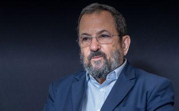 Exprimer ministro de Israel, Ehud Barak-Avodá