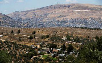 Construcción en Judea y Samaria