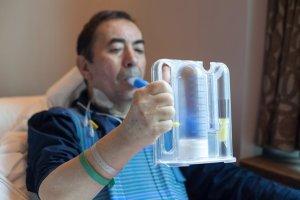 Para los pacientes con enfermedad pulmonar avanzada el camino más rápido desde el diagnóstico hasta el tratamiento es la tecnología robótica