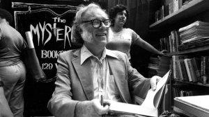 Irvin Gatell nos platica los detalles fascinantes de la vida y obra de Isaac Asimov, que escribió muchas de las obras clásicas de Ciencia Ficción