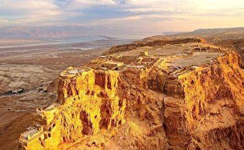 Hoy Enlace Judío te lleva a conocer Masada de la mano de Guido Goldberg, Guía de turismo licenciado del Ministerio de turismo del Estado de Israel.