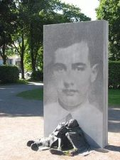 Memorial Raoul Wallenberg ciudad de Gothenburg