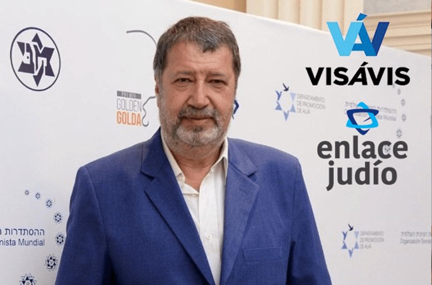 Gustavo Szpigiel y su reporte desde Buenos Aires sobre la comunidad judía