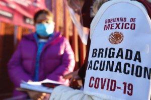 Este lunes dio inicio la vacunación contra Covid-19 en la Ciudad de México con la primer dosis de AstraZeneca para adultos mayores.