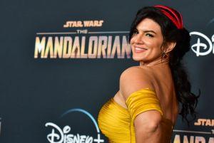 """Despide Disney a Gina Carano, actriz de """"The Mandalorian"""" por comentarios polémicos alusivos al Holocausto"""
