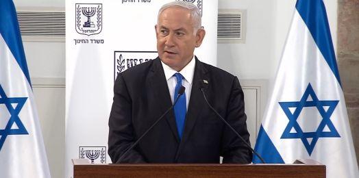 La solución para el estancamiento político de Israel debe ser una elección directa para PM: Netanyahu