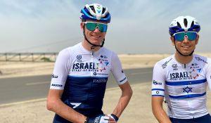 El equipo ciclista israelí Israel Start-Up Nation (ISN) competirá en el UAE Tour el domingo, anunció el equipo el viernes.