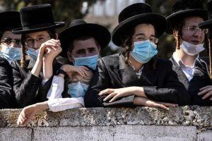 Hasta dos tercios de los judíos ultraortodoxos de Londres tuvieron Covid-19 el año pasado, una de las tasas más altas del mundo