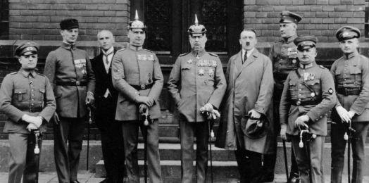 "Nadia Cattan/ El ""putsch"", el primer fracaso de Hitler"