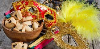 La fiesta de Purim caerá el viernes 26 de febrero. Lo que quiere decir que el jueves 25 de febrero observaremos el ayuno de Ester desde la mañana.