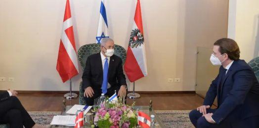 Israel, Austria y Dinamarca colaborarán en producción de vacunas
