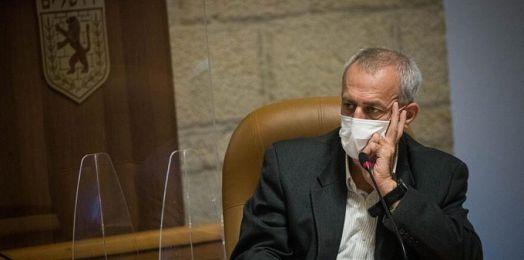 Comisionado de Israel para COVID-19 no descarta toque de queda en Pésaj