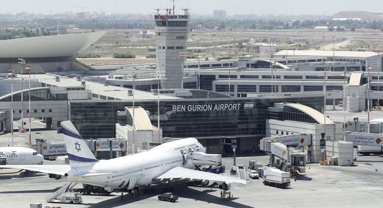 Aeropuerto Ben-Gurión