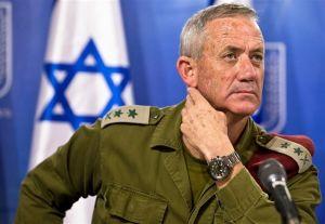 Gantz restó importancia a un informe de la radio pública Kan de que Israel estaba considerando un acuerdo de defensa con los países del Golfo Pérsico