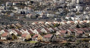 Asentamiento israelí en Judea y Samaria (Cisjordania)
