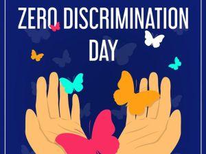 Celebramos el Día de la Cero Discriminación a nivel mundial todos los años el 1de marzo para promover la igualdad en la práctica y ante la ley