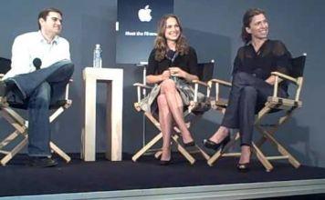 "Natalie Portman protagonizará una serie de la novela de Laura Lipman ""Lady in the Lake"", que se encargó directamente la plataforma de Apple."