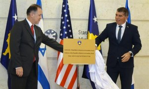 Palestinos condenaron a Kosovo por abrir una embajada en Jerusalén al ser el primer territorio musulmán en reconocer la capital de Israel