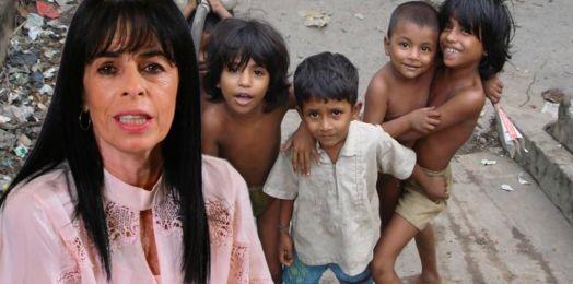 Nadia Cattan/ Tere Shamah, la mujer que recibió un reconocimiento de manos de López Obrador por su labor en salud pública