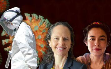 onversamos con Angélica Cibrión Jaramillo una de las científicas mexicanas que sigue la huella de las variantes mexicanas en tiempo real