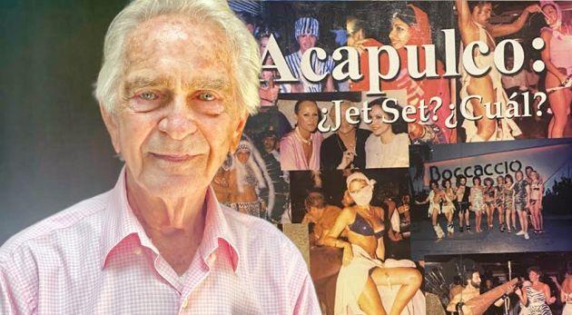 Nadia Cattan/ ¿Te acuerdas del Boccaccio en Acapulco? Recordemos todo con su propietario Aaron Fux