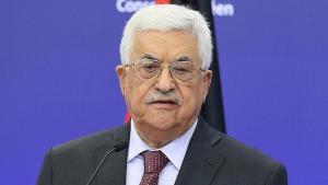 Mahmoud Abbas, presidente de la Autoridad Palestina