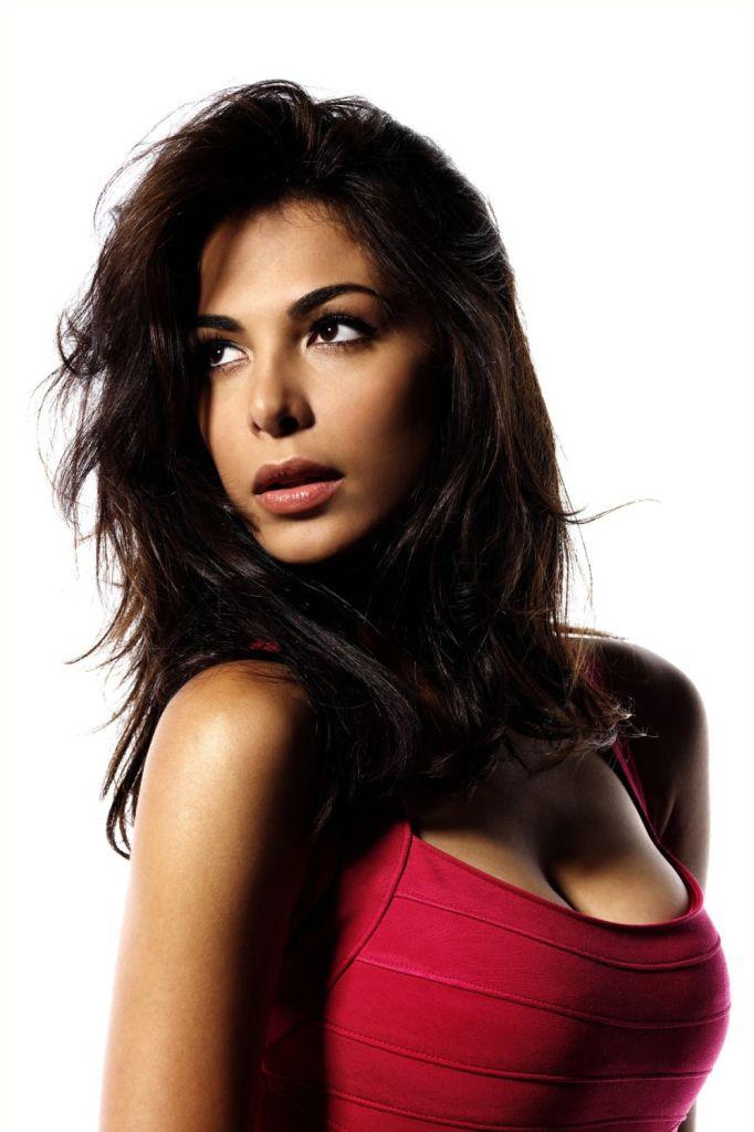 La talentosa actriz israelí Moran Atias