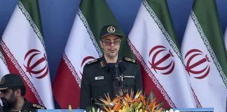 El jefe de las Fuerzas Armadas de Irán, Mohammad Bagheri amenaza a Israel
