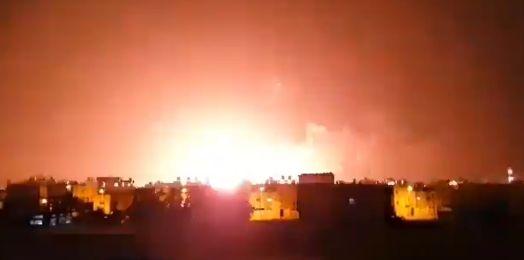 Israel ataca más sitios de Hamás en Gaza tras disparo de cohete