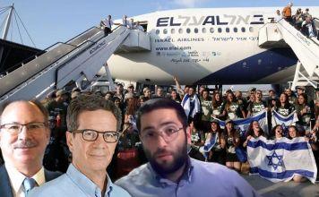 Ilustración de Aliá a Israel