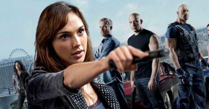Gisele Yashar en 'Fast and the Furious' (2009)