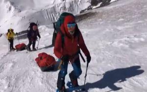 Danielle Wolfson, de 43 años, abogada que vive en Tel Aviv, asegura será la primera mujer israelí en llegar a la cima del Monte Everest