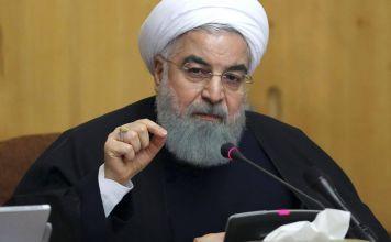 "El presidente iraní, Hassan Rouhani, afirmó este miércoles que Israel ""dirigió"" el asesinato del ex alto general Qassem Soleimani"