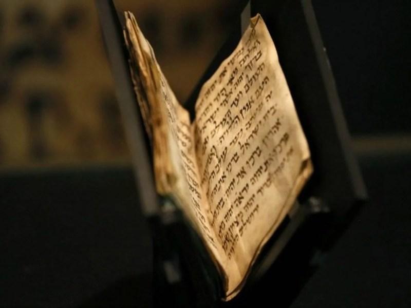El Museo Nacional de Afganistán, está tratando de repatriar un sidur de 1 mil 200 años, el manuscrito hebreo más antiguo del mundo