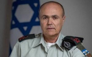 Jefe de la Coordinación de las Actividades Gubernamentales en los Territorios (COGAT), mayor general Kamil Abu Rukun -elecciones palestinas