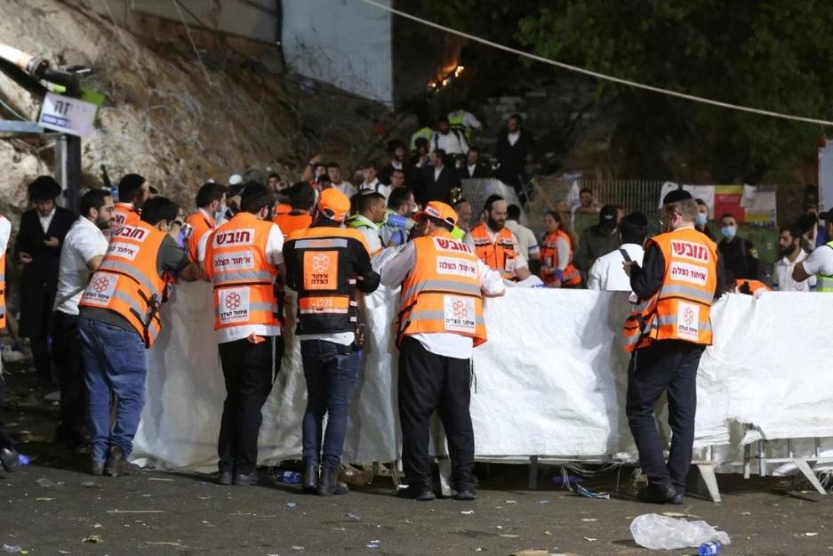 La actriz israelí Shira Haas usó Instagram para lamentar la tragedia en el Monte Merón y envío sus condolencias por los heridos y a las 44 personas que murieron el jueves por la noche.