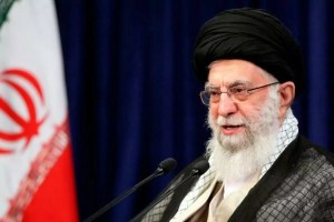 Líder supremo de Irán, Ali Jamenei