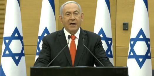 """Netanyahu pide a Bennett no unirse a un """"peligroso gobierno de izquierda"""" con Lapid"""
