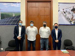 La Embajada de Israel en México y el Gobernador de Yucatán, Mauricio Vila Dosal, firmaron una Carta Intención de colaboración con el Estado de Yucatán